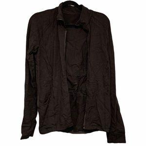lululemon Black Zip